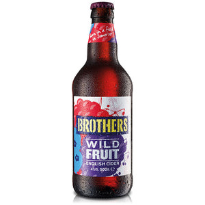 Wild Fruit flavoured cider
