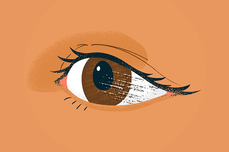 Damage to the Surface of your Eyes