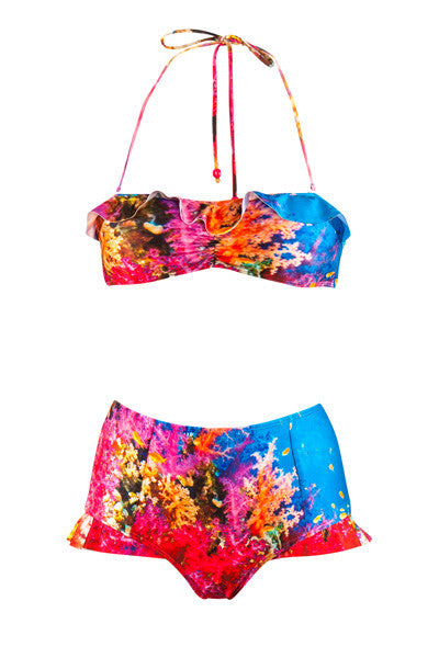 Great Barrier Reef Frill Brief