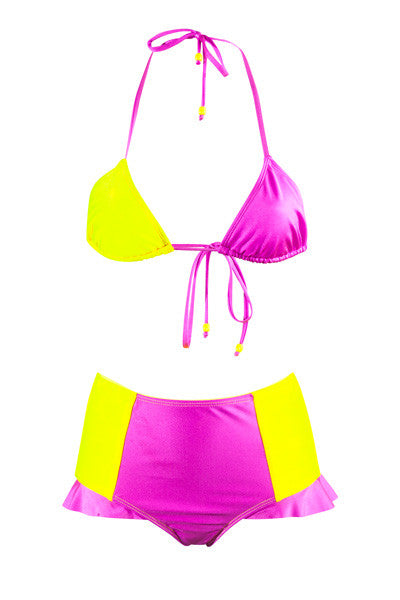 Summer Fun Frill Brief