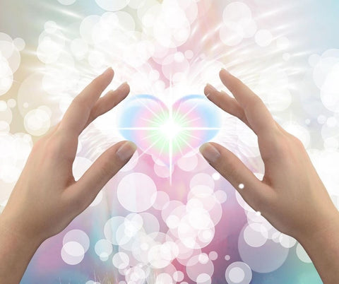 Reiki for cleansing and charging crystals