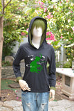 Loki Burdened with Glorious Purpose ver2 black and olive green t-shirt hoodie long sleeve
