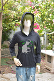 Loki Burdened with Glorious Purpose black and olive green t-shirt hoodie long sleeve
