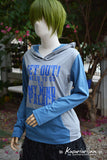 Get out I need to go to my mind palace Sherlock Light grey and Blue gray long sleeve t shirt hoodie