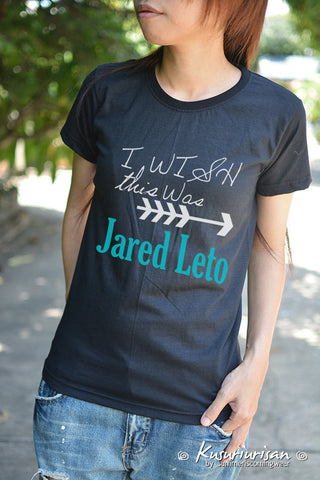 I wish this was Jared Leto t-shirt