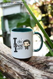 Loki chibi -I do what I want mug-4 color for choose