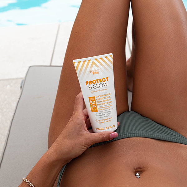 PROTECT & GLOW LOTION SUMMER OFFER - Large 200ml
