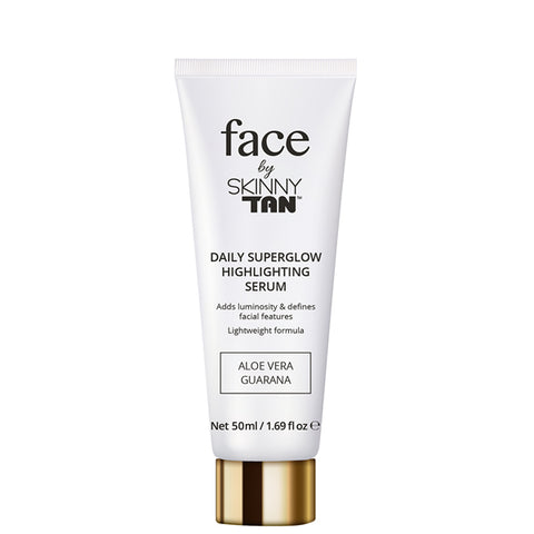 FACE by Skinny Tan Superglow Highlighting Serum 50ml