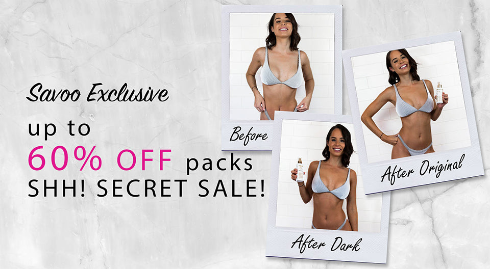 Savoo Secret Sale