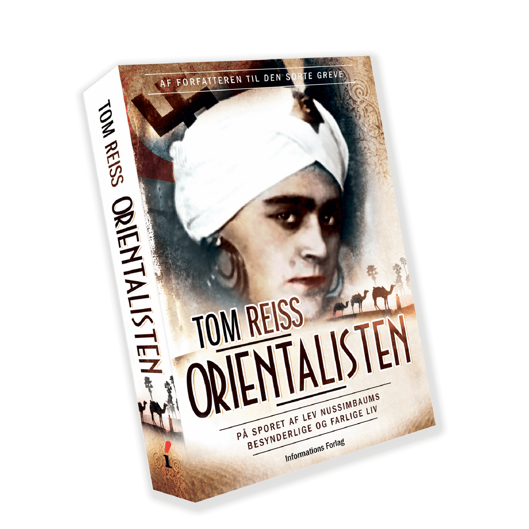 Orientalisten (Tom Reiss)