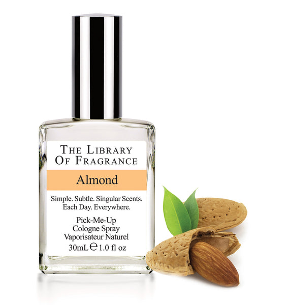The Library of Fragrance Almond