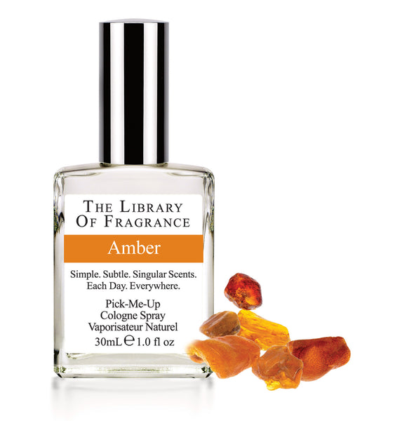 The Library of Fragrance Amber