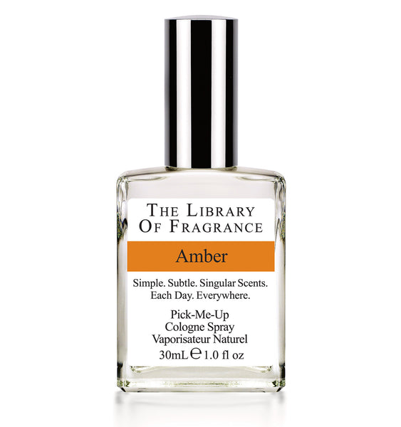 The Library of Fragrance Amber perfume