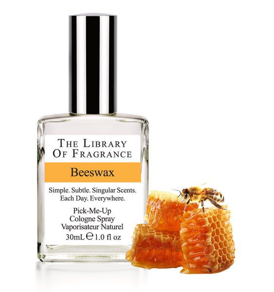 The Library of Fragrance Beeswax 30ml