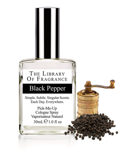 The Library of Fragrance Black Pepper 30ml