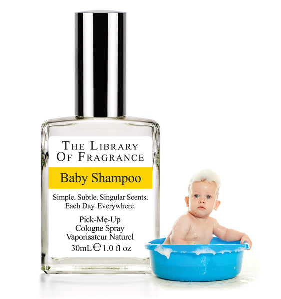 The Library of Fragrance Baby Shampoo 30ml