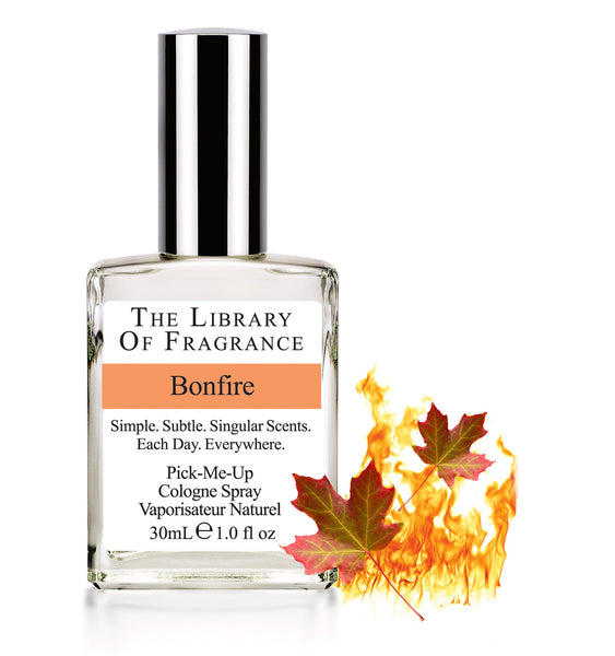 The Library of Fragrance Bonfire 30ml
