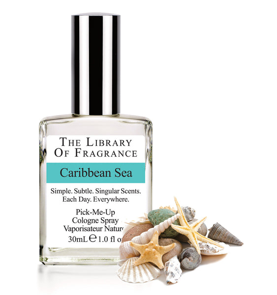 The Library of Fragrance Caribbean Sea 30ml