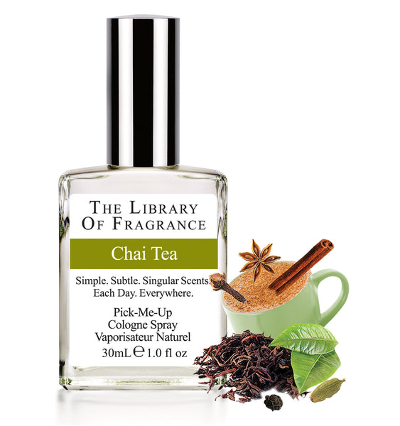 The Library of Fragrance Chai Tea 30ml