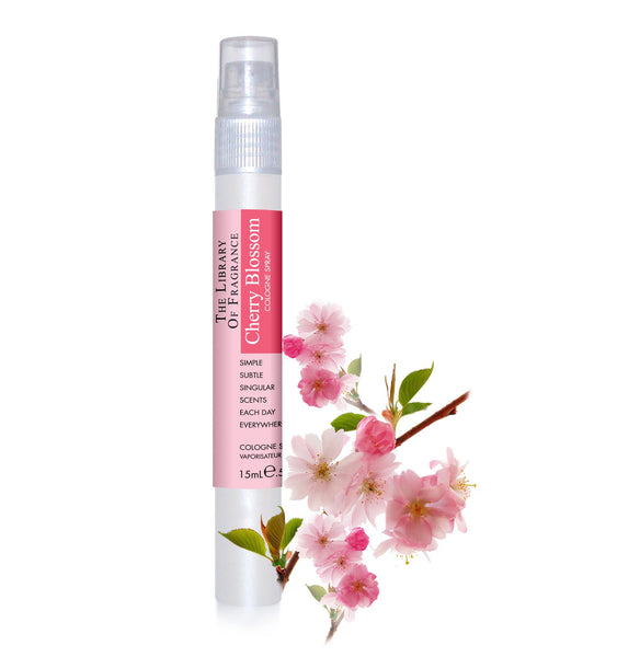 The Library of Fragrance Cherry Blossom 15ml