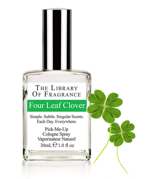The Library of Fragrance Four Leaf Clover 30ml