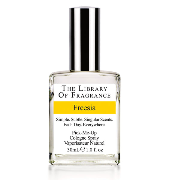 The Library of Fragrance Freesia 30ml
