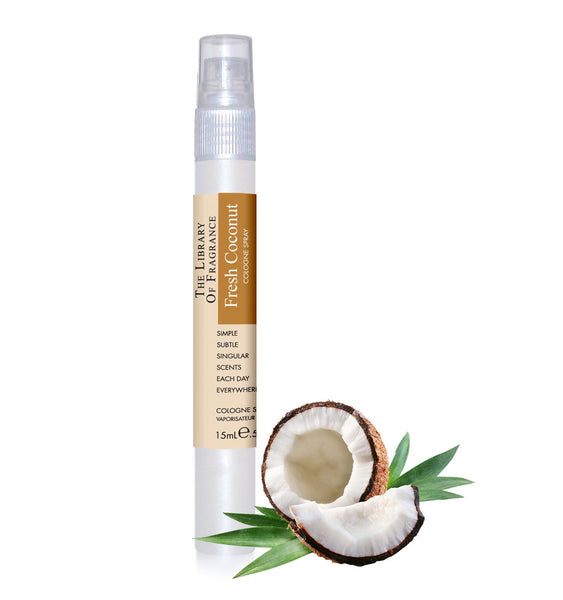 The Library of Fragrance Fresh Coconut 15ml