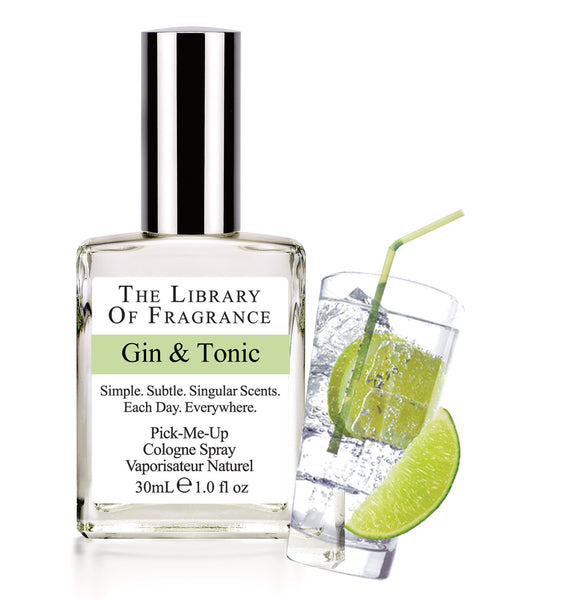The Library of Fragrance Gin & Tonic 30ml