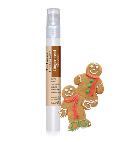 The Library of Fragrance Gingerbread 15ml