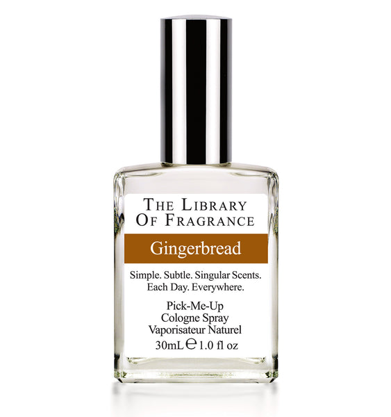 The Library of Fragrance Gingerbread 30ml