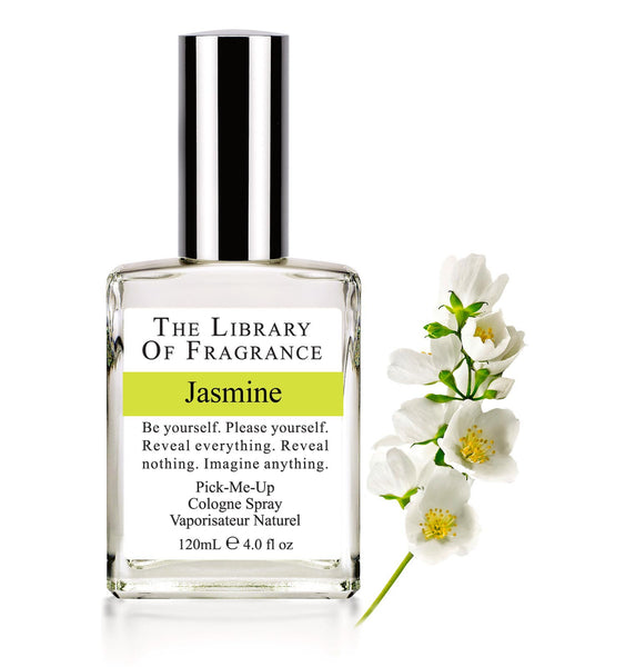The Library of Fragrance Jasmine 120ml