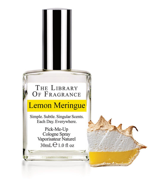 The Library of Fragrance Lemon Meringue 30ml
