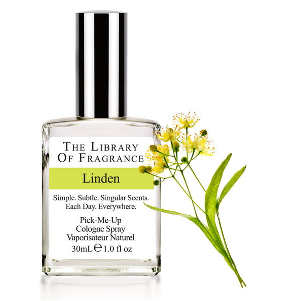 The Library of Fragrance Linden 30ml