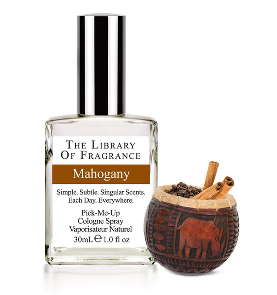 The Library of Fragrance Mahogany 30ml