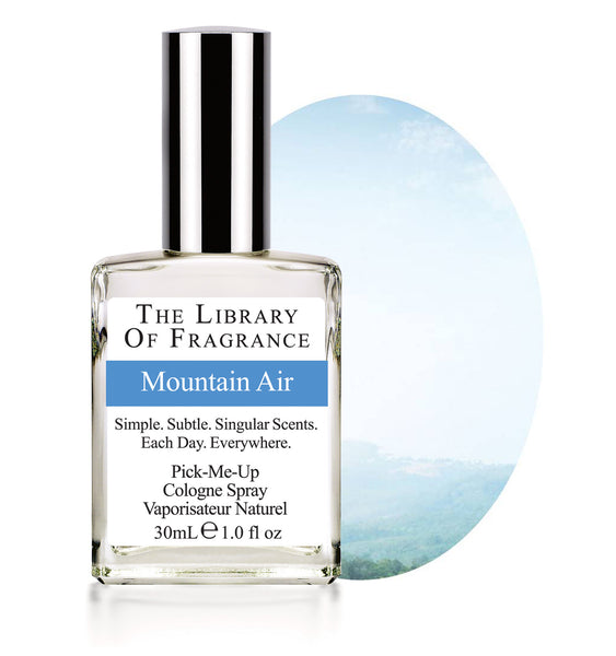 The Library of Fragrance Mountain Air 30ml