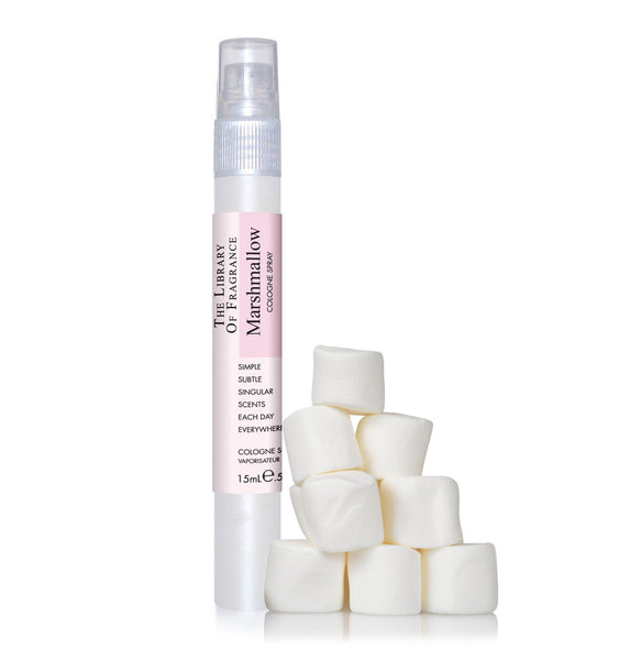 The Library of Fragrance Marshmallow 15ml