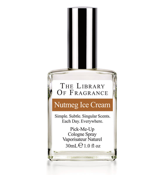 The Library of Fragrance Nutmeg Ice Cream 30ml