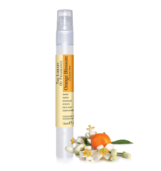 The Library of Fragrance Orange Blossom 15ml