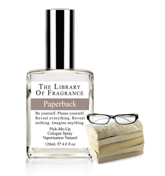 The Library of Fragrance Paperback 120ml