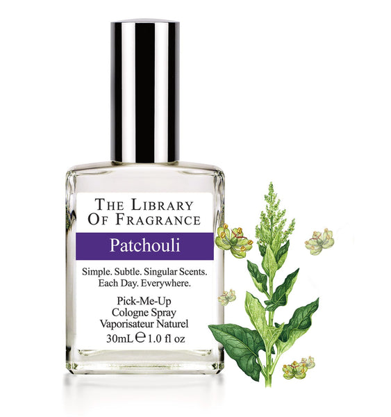 The Library of Fragrance Patchouli 30ml