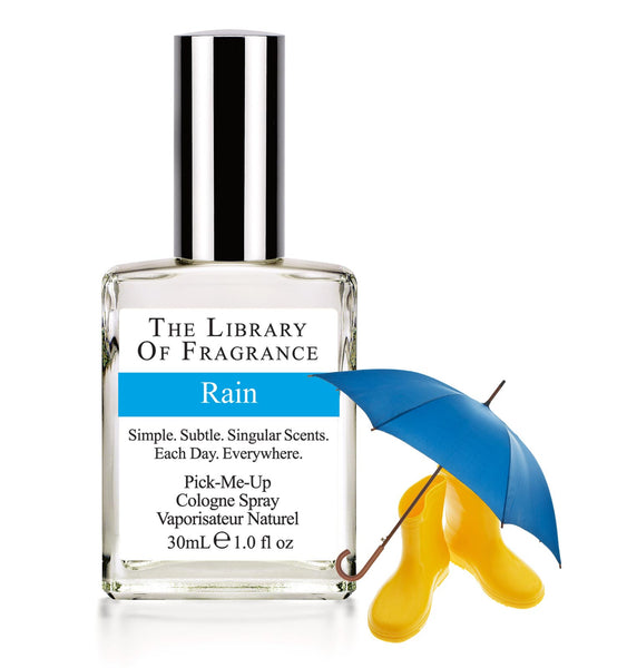 The Library of Fragrance Rain 30ml
