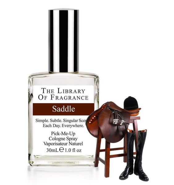 The Library of Fragrance Saddle 30ml