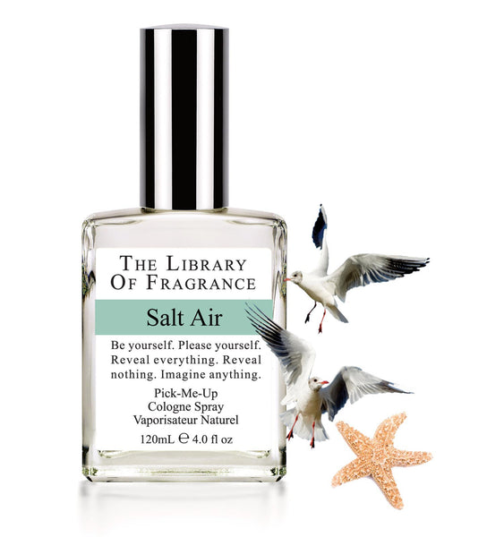 The Library of Fragrance Salt Air 120ml