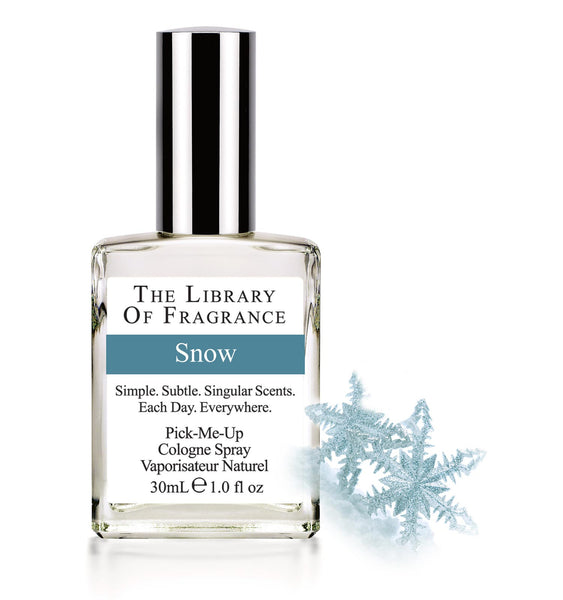 The Library of Fragrance Snow 30ml