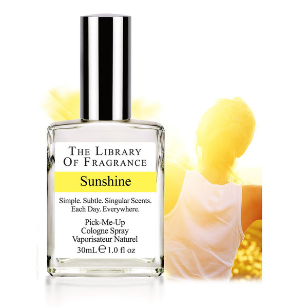 The Library of Fragrance Sunshine 30ml