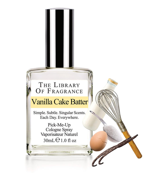The Library of Fragrance Vanilla Cake Batter 30ml