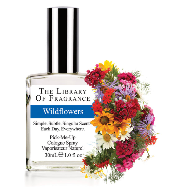 The Library of Fragrance Wildflowers 30ml