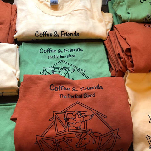 Coffee & Friends T-shirt