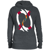 Redtail Republic Florida Hooks Ladies' Pullover Hooded Sweatshirt