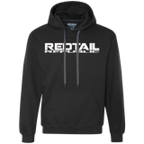 Redtail Republic Men's Heavyweight Pullover Fleece Sweatshirt